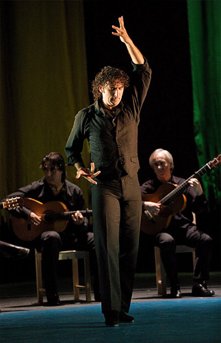 Paco Pena and Angel Munoz in concert with FLAMENCO VIVO