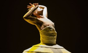 Akram Khan's iTMOi at Saddlers Wells
