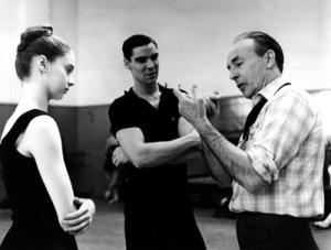 Balanchine, Farrell and d'Amboise