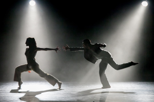 Duo from Crystal Pite's Ten Duets