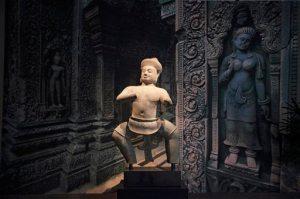 Bhima, Temple Wrestler