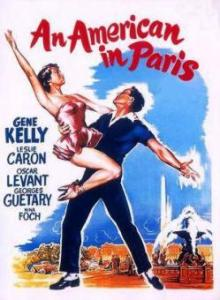 Original one sheet from the Gene Kelly film