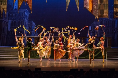 Ribbon Dance from Act II