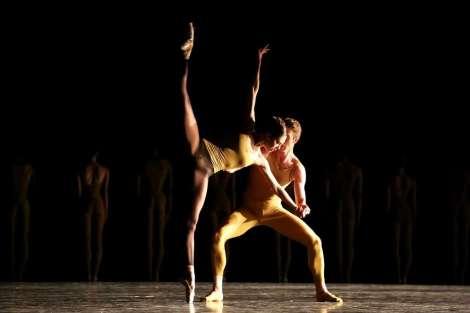 Houston Ballet: Artifact Suite