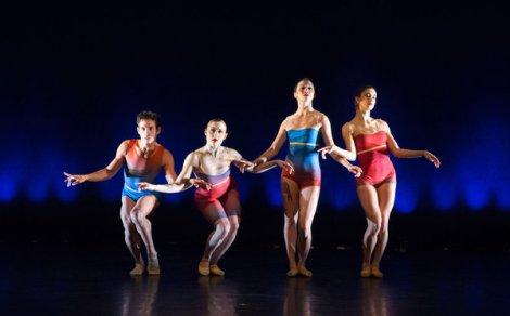 """Ballet X : """"Show Me"""""""