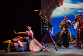 The Mikailovsky Ballet's Le Corsaire at Segerstrom