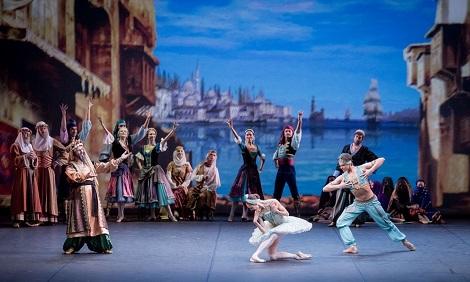 Corsaire: Mikailovsky Ballet