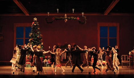 Los Angeles Ballet: Nutcracker Act I