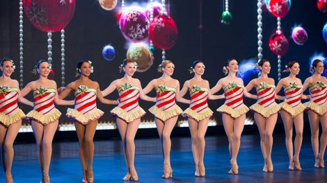 Rockettes in their Christmas Spectacular