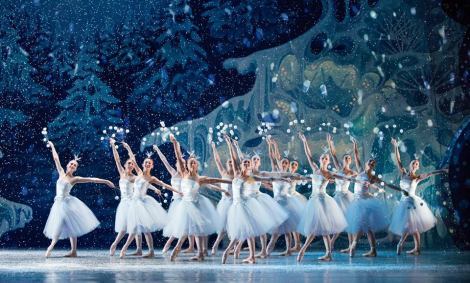 MCB Nutcracker: Snow